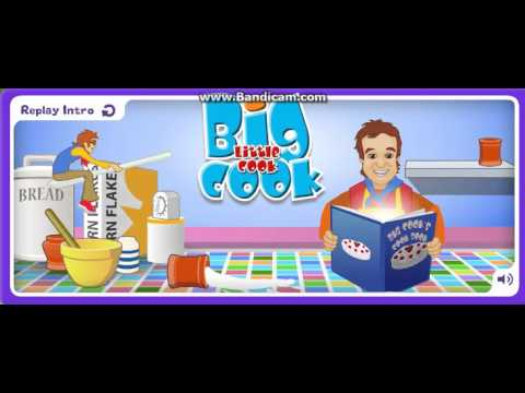Big cook little cook youtube