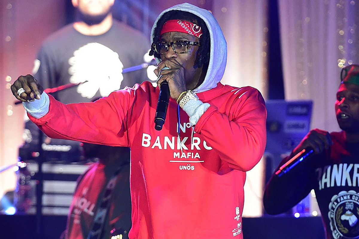 Most popular young thug songs