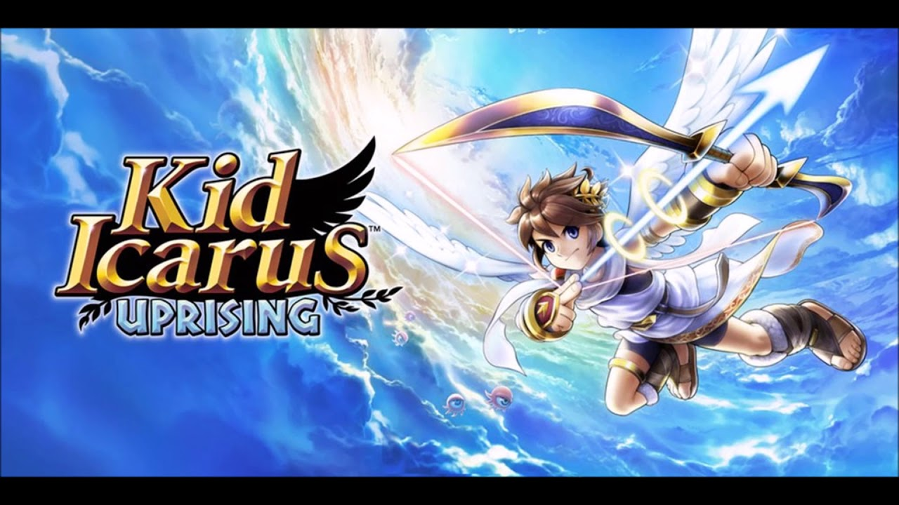 Kid icarus uprising music extended