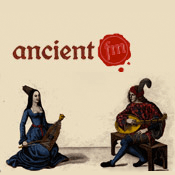Ancient fm now playing