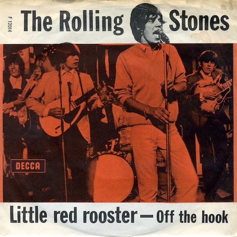 Little red rooster live